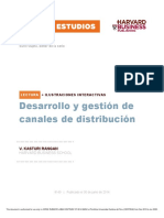 (5) Marketing Reading - Developing and Managing Channels of Distribution