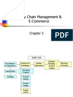 Chapter 5 - Supply Chain Management & E-Commerce