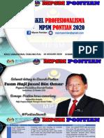 Bengkel Profesional Mpsm Pontian 2020