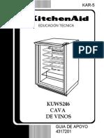KAR-25 Cava de vinos (Español)