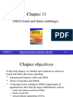 Chapter 11 International Human Resource Management