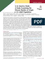 dermatitis atopic american