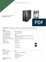 APC SMART 2200VA SMTi