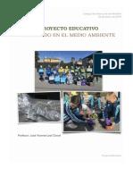 PROYECTO EDUCATIVO MEDIOAMBIENTAL PDF