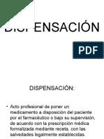F 6.dispensación en la Oficina de Farmacia