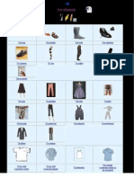 Imagier vêtements