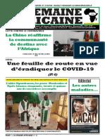 semaine africaine n°3983