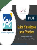 RESEAU-ISET-Guide de l'inscription pour l'étudiant