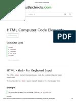 HTML Computer Code Elements.pdf