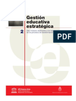 Gestion Educativa Estrategica IIPE