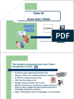 Case Avon Loreal