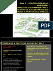 AULA 5 IPOG - PRINCÍPIOS DE SUSTENTABILIDADE APLICADOS AO DESENHO URBANO