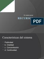 recursos penales- Profesor Alejandro Huberman.pptx