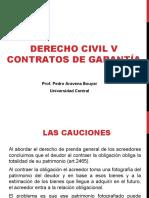 Contratos de Garantía- Profesor Pedro Aravena.ppt
