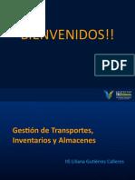 Gestión de Transporte, Inventarios y Almacen