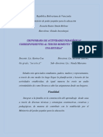 CRONOGRAMA DE ESTUDIOS DE OSCAR