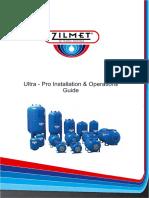 Zilmet Ultrapro Manual