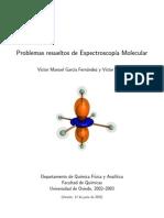 Química-Física - Problemas resueltos de Espectroscopía Molecular