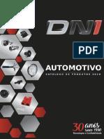 Catálogo Produtos 2020 Carros Ônibus e Caminhões Relés Controles e Acessórios DNI