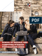 School_of_Natural_and_Computing_Sciences