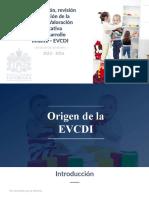 Socializaci+¦n EVCDI-R dic 2016 final.pptx
