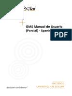 GMS Manual de Usuario (Parcial)