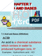 chapter 7 acid and bases