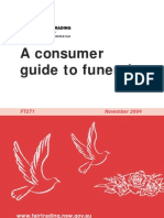 Consumer Guide to Funerals