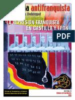 Revista mèmoria antifranquista del Baix Llobregat. Año 13. Núm 18.