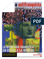 Revista mèmoria antifranquista del Baix Llobregat. Año 12. Núm 17.