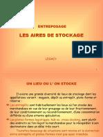 Aires de stockage et entreposage.ppt