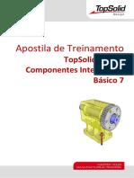 Minicurso - Componente Básico Top Solid