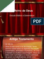 O Reino de Deus. Estudo Bíblico e Sistemático (1)