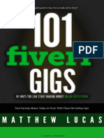 101 Fiverr Gigs 101 Ways You Can Make Money Online With Fiverr ( PDFDrive..pdf