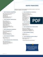 Lista de Grupos Financieros Mayo 2020