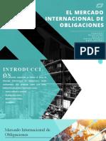 EL MERCADO INTERNACIONAL DE OBLIGACIONES