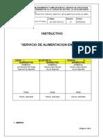 MO-SST-INST-03 SERVICIO DE ALIMENTACION EN OBRA