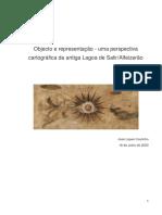 Objecto e Representação - uma perspectiva cartográfica da antiga lagoa de Salor/Alfeizerão