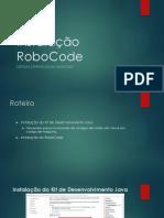 Instalação RoboCode