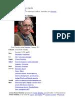 Naom Chomsky