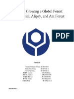 Case #12_ Growing a Global Forest_ Ant Financial, Alipay, and Ant Forest.docx.docx