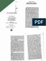 Nietzsche, F. Sobre verdad y mentria en sentido extramoral