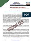 Interactive Interview Enrichment Programme 2011 Vision Ias V