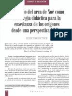 Dialnet-ElEstudioDelArcaDeNoeComoEstrategiaDidacticaParaLa-7379493