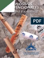 Catalogo de Explosivos