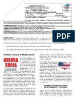 TALLER POLITICA EXTERIOR DE ESTADOS UNIDOS