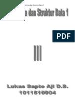 Algoritma Dan Struktur Data 1