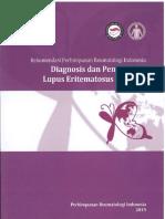 Diagnosis Dan Pengelolaan SLE PAPDI update