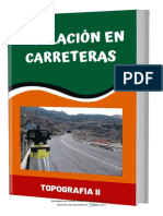 Nivelacion en Carreteras Topografia II Downloable