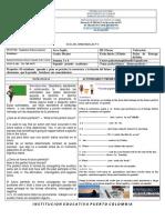 GUIA DE APRENDIZAJE DE INGLES GRADO DECIMO  N3 SEMANA 5 Y 6 1